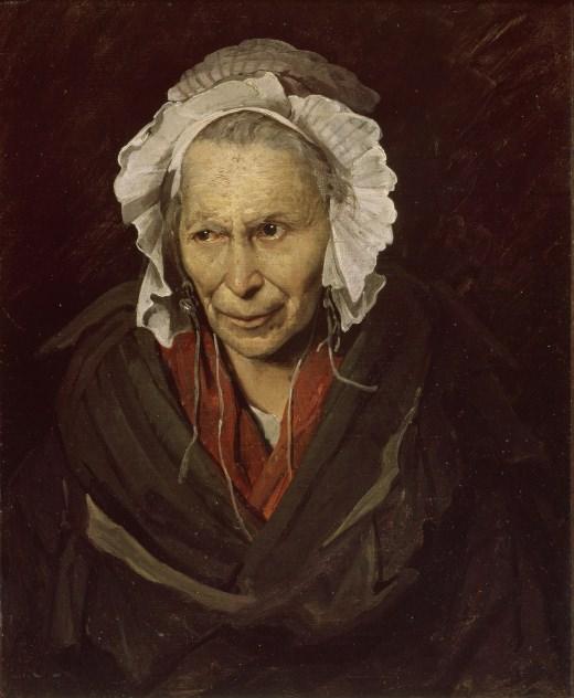 Théodore Géricault Monomanen