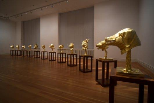Ai Weiwei – Circle of Animals