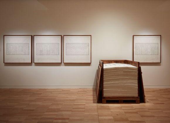 Ai Weiwei Twitter Archiv gedruckt