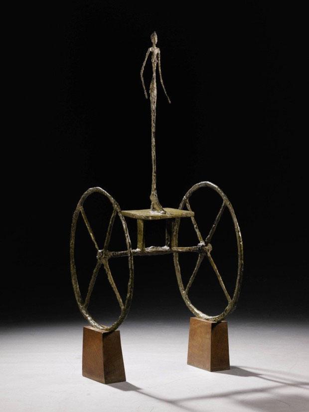 Alberto Giacometti Chariot