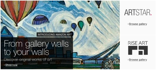 Amazon Art Shop