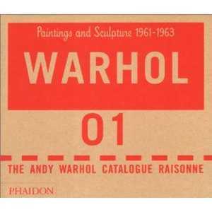 Andy Warhol Werkverzeichnis Catalogue Raisonn Volume 1