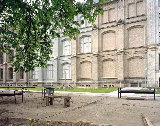 Ostflügel des Museums für Naturkunde Berlin