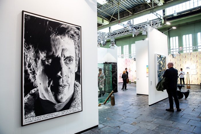 Kunstmesse art berlin 2019