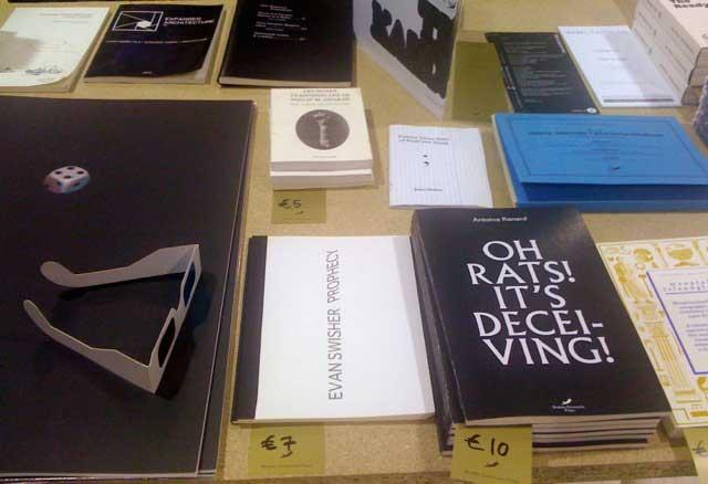 Messe Künstlerbücher und Kunstbücher