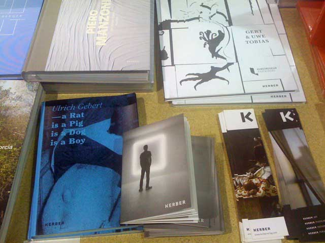 Messe Art Book Fair Berlin