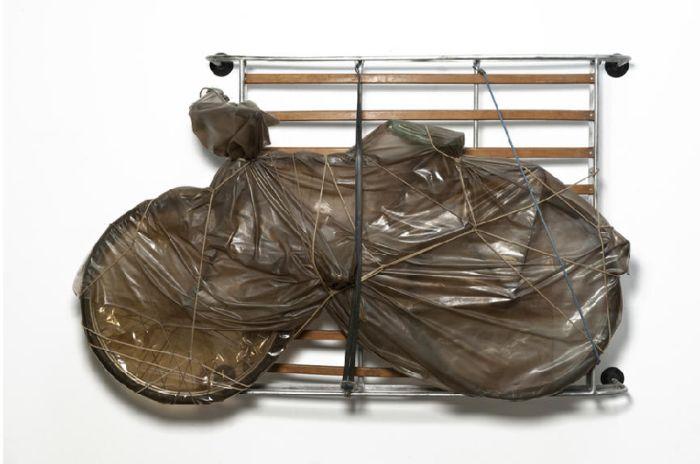 Art Cologne 2016 Christo