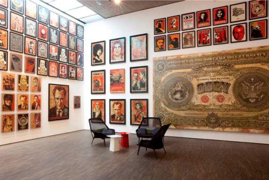 ART & TOYS Ausstellung
