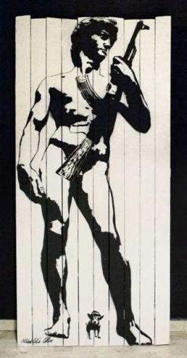 ART & TOYS Batman