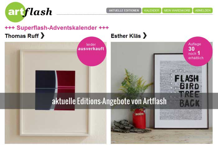 Artflash Editionen
