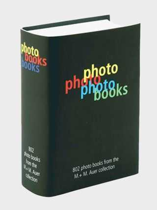 photo books Auer Collection