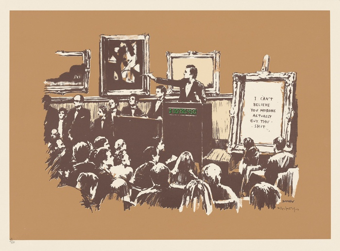 Banksy Auktion