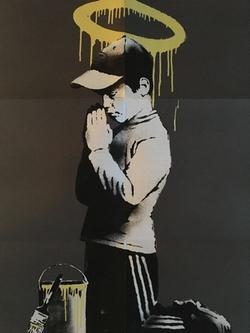 Banksy Print Auktion