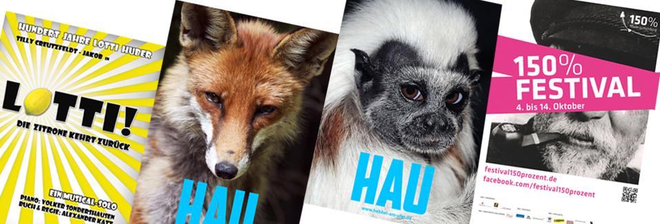 Beste Kulturplakate 2012