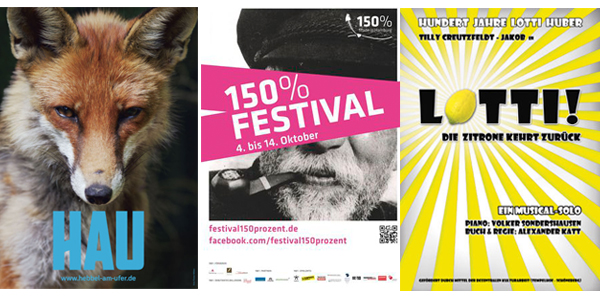 Bestes Kulturplakat 2012