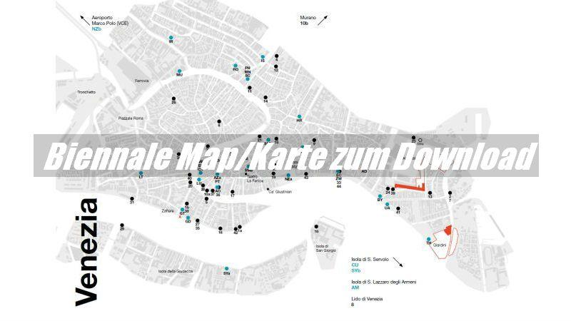 Biennale Map