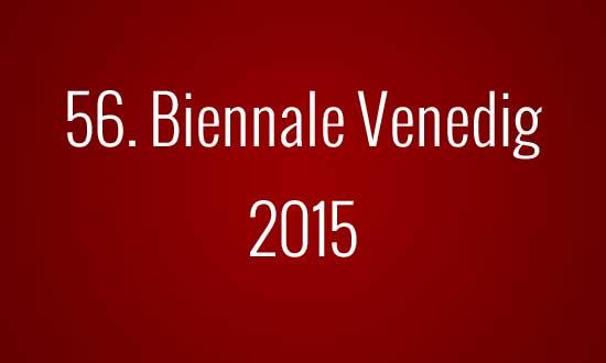 Biennale Venedig 2015