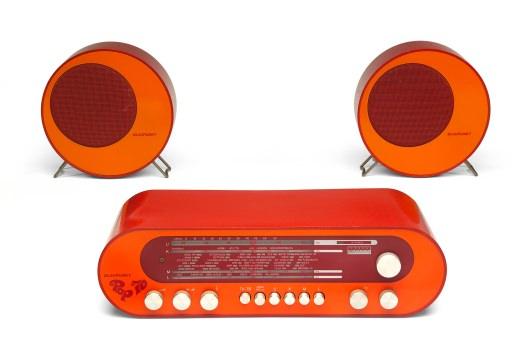 Blaupunktradio der 1960er Jahre