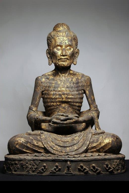 Buddha Bronze, Kunst-Messe München