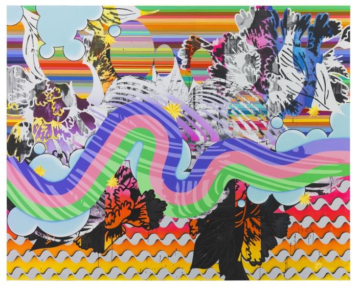 Christine Streuli Berlinische Galerie