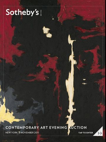 Clyfford Still Auktion