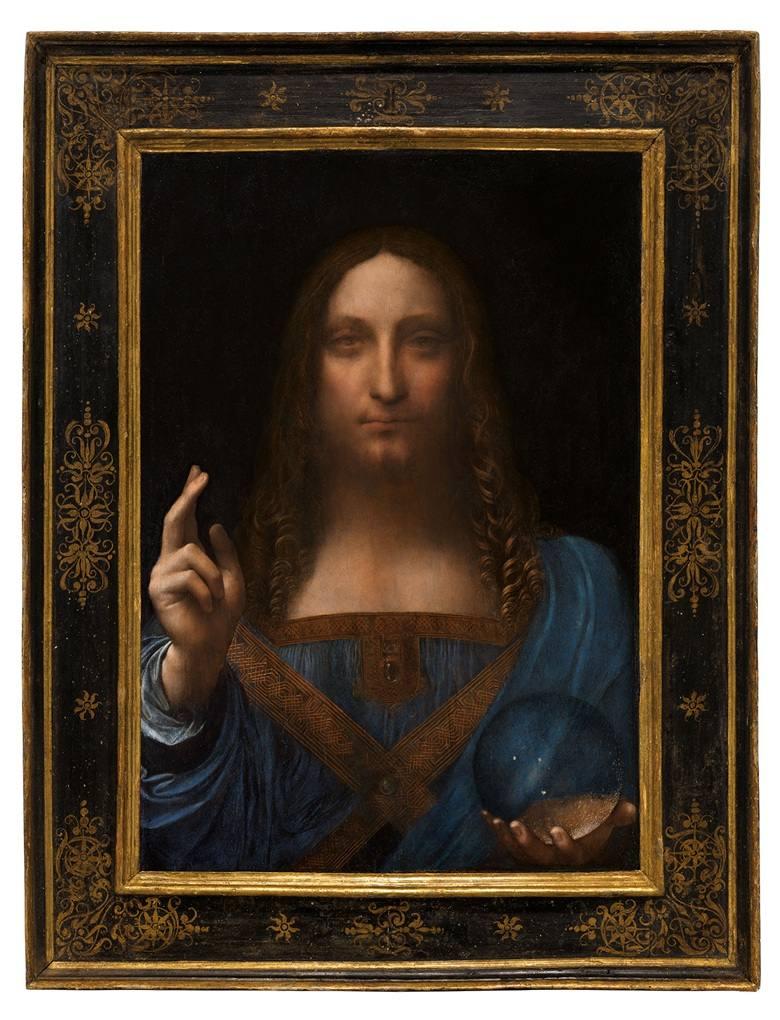 Salvatore Mundi von da Vinci