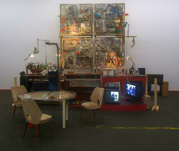 Dieter Roth Musik Ausstellung