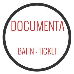 Documenta Bahn Ticket Spezial