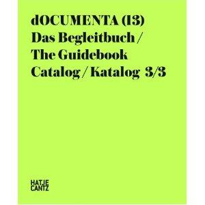 Documenta Begleitbuch