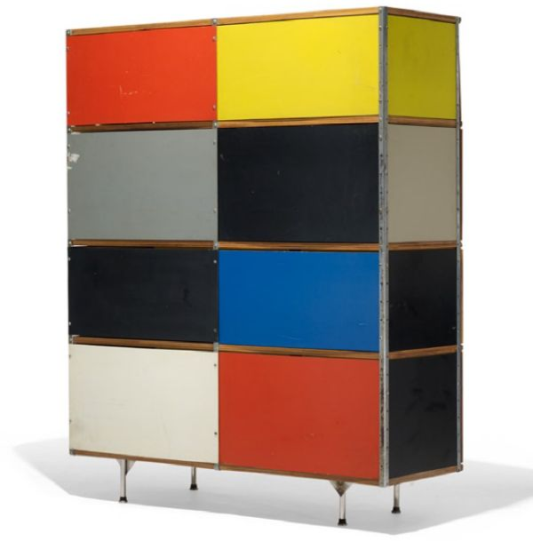 Eames Storage Units