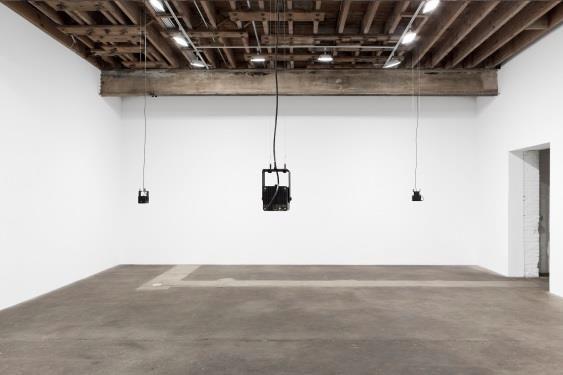Florian Hecker Installation