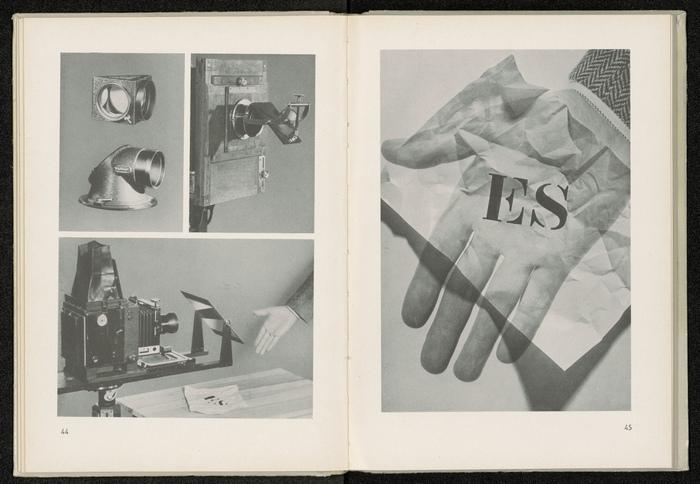 Fotomontage Buchgestaltung