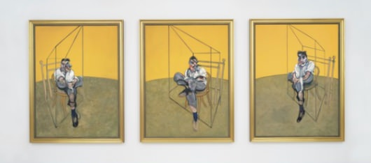 Francis Bacon Triptychon