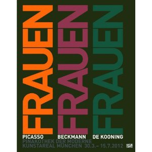 Katalog Frauen – Picasso, Beckmann, de Kooning