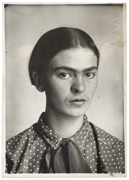 Frida Kahlo Potrait
