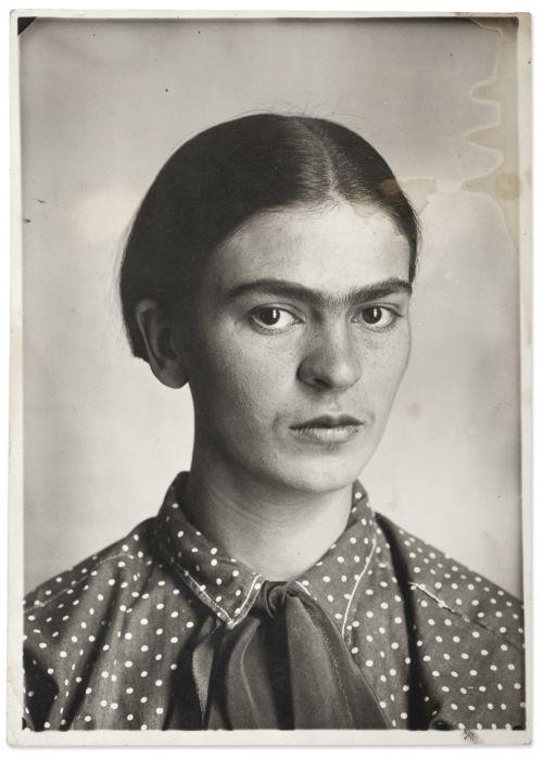 Frida Kahlo Potrait