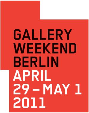 Gallery Weekend Berlin Programm