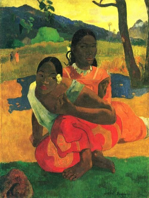 Paul Gauguin Nafea