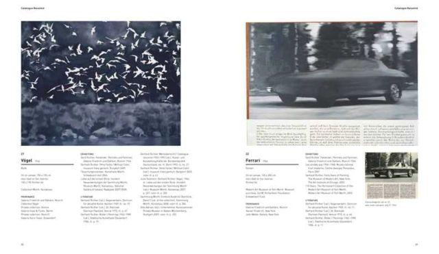 Gerhard Richter Werkverzeichnis