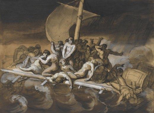 Théodore Géricault Floß der Medusa