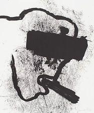Jannis Kounellis, original Serigraphie