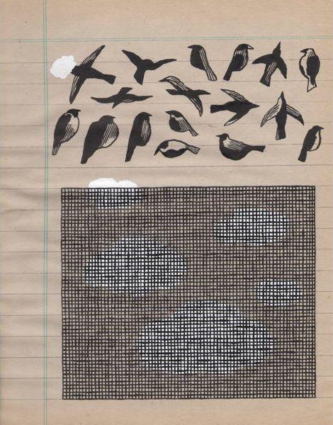 Jochen Gerner Ornithologie
