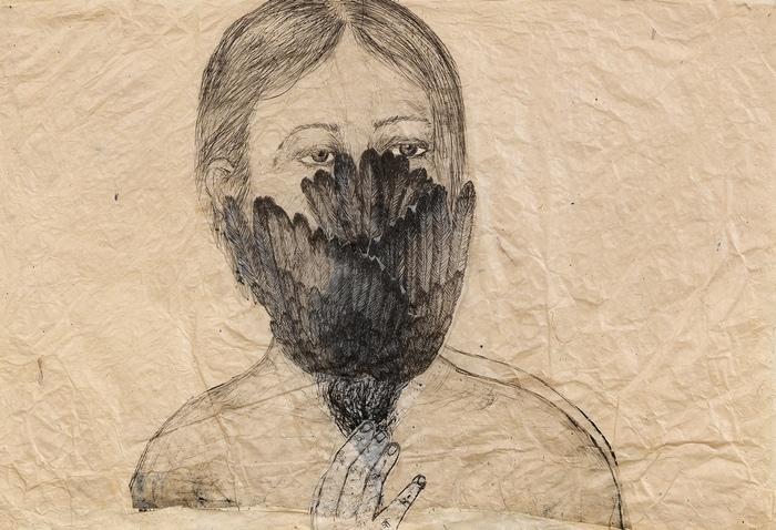 Kiki Smith Zeichnung - Collection Guerlain