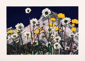 Karin Kneffel - Blumen