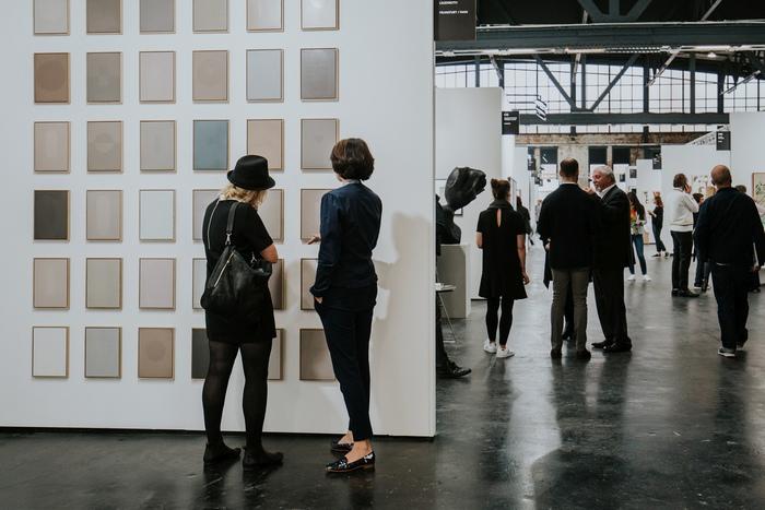 Kunstmesse Positions Berlin