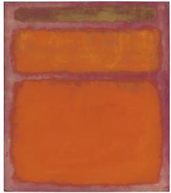 Mark Rothko Auktionsrekord
