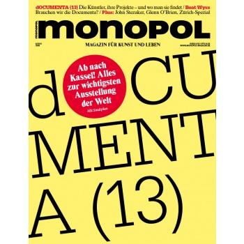 Monopol Magazin Documenta
