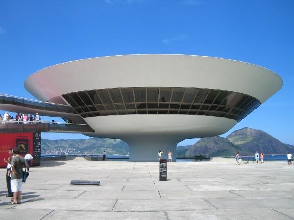 Oscar Niemeyer Museum für zeitgenössische Kunst