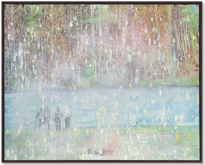 Peter Doig Cobourg 3 + 1 More
