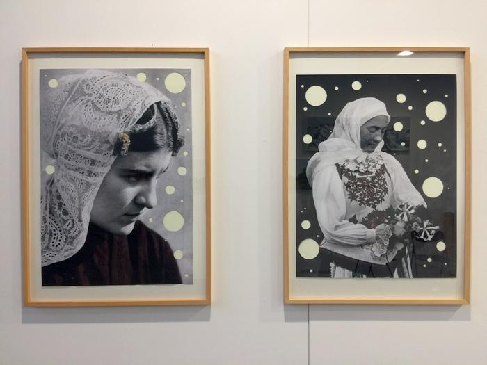 Petra Johanna Barfs Positions Berlin Kunstmesse